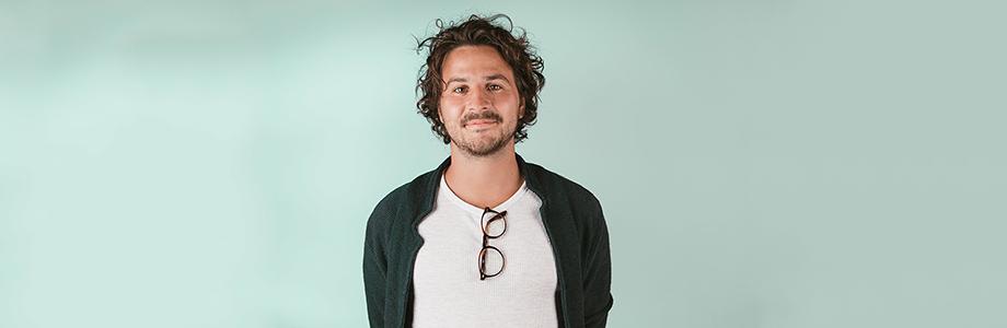 Portrait von Pascal Brotzer