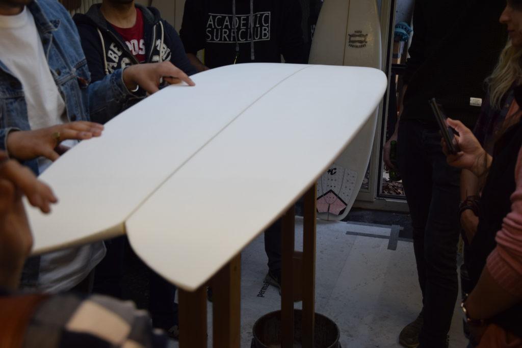 Yacht Surboard
