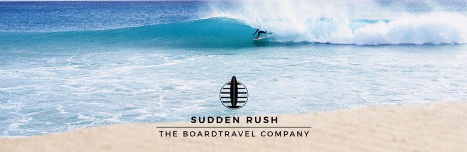 Surfer in Barrel