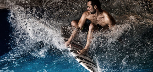Poolsurfer