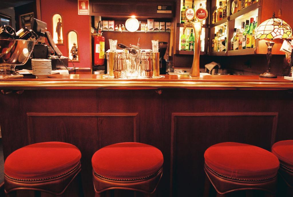 An der Bar mit Greg Long