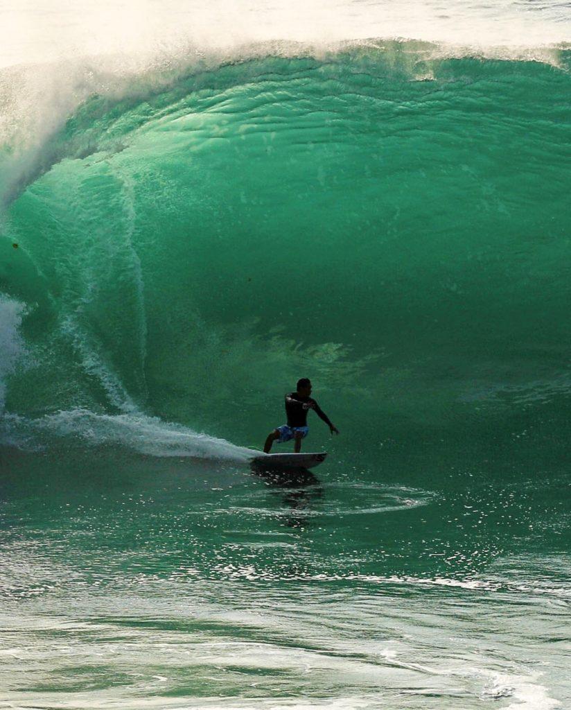 Surfer Wayan Betet Merta