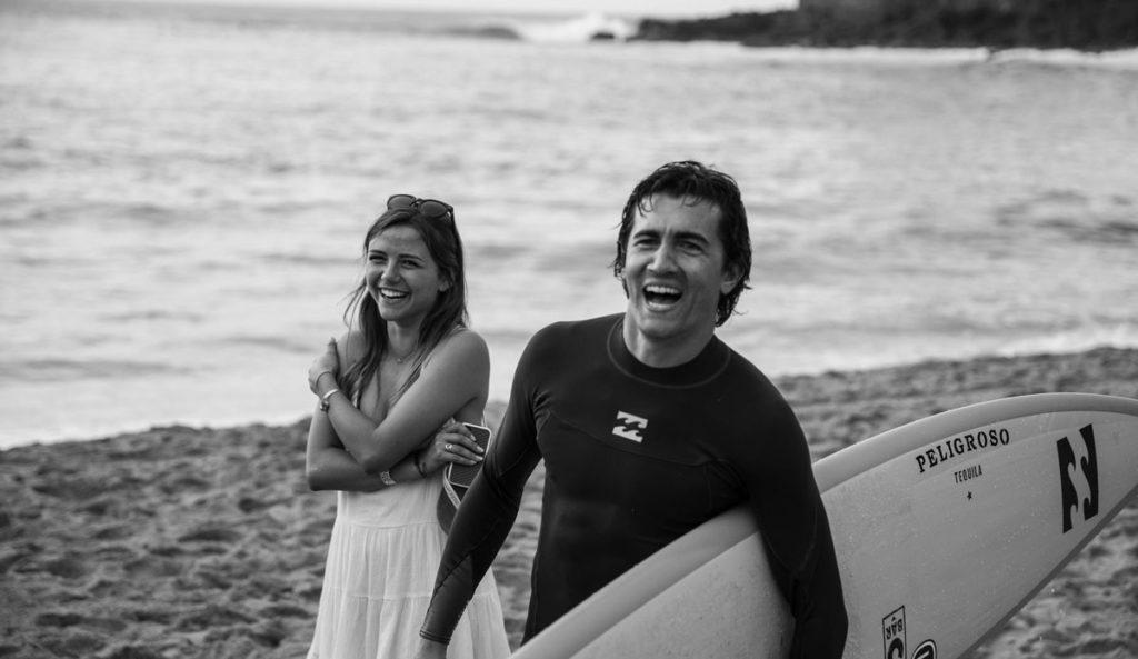 Greg Long Big Wave Surfer