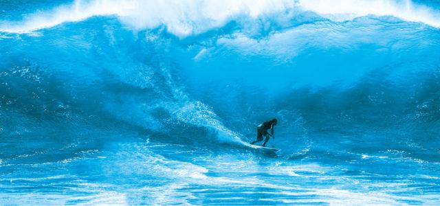 Focus Water Surfing
