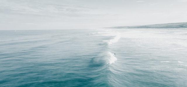 Wellen Frankreich Atlantik
