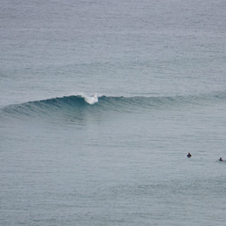 Surf Lineup in Portugal