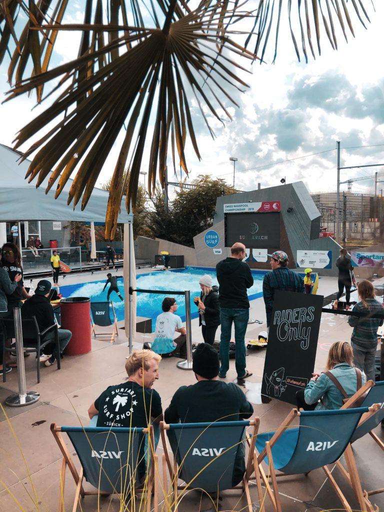 Urbansurf Swiss Wavepool Championship 2019