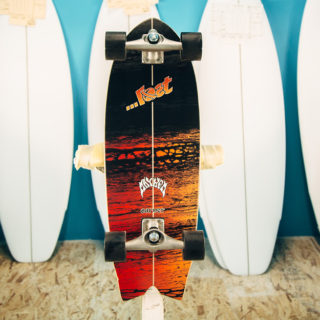 Collab Carver Lost Surfboards
