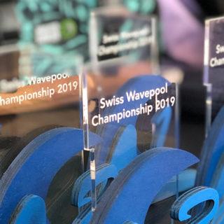 Swiss Wavepool Championship 2019 Pokale