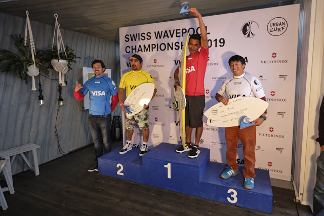 Division Expression Swiss Wavepool Championship 2019