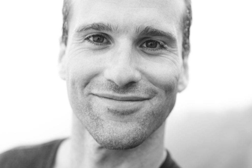 Portrait of Eric Duran