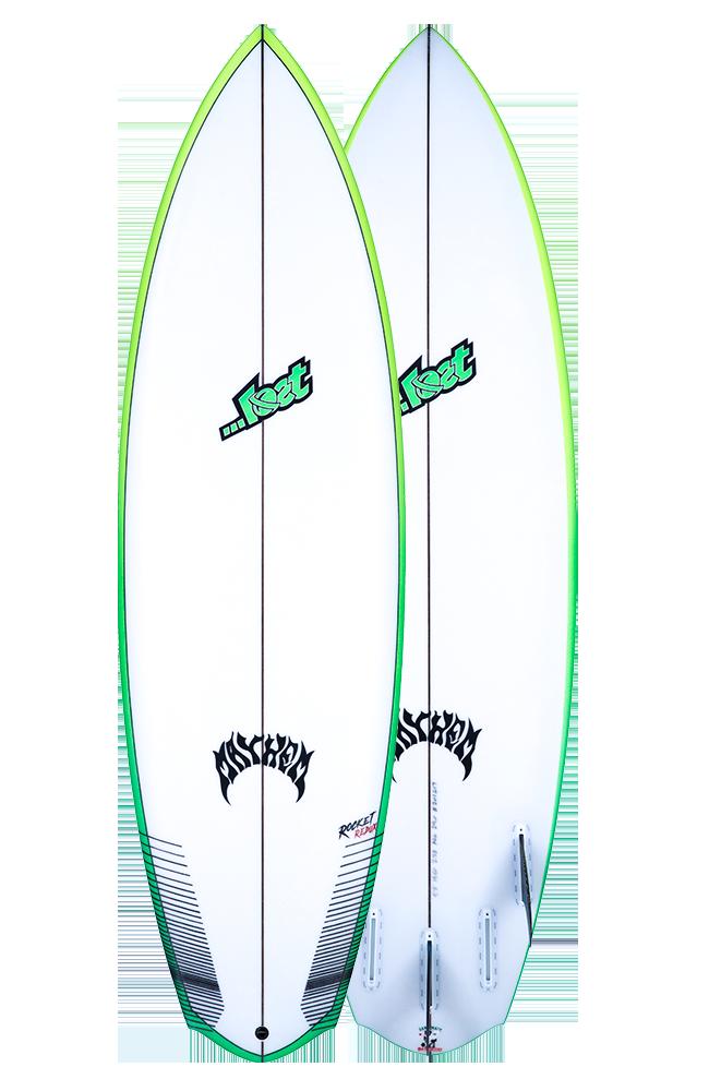 Rocket Surfboard