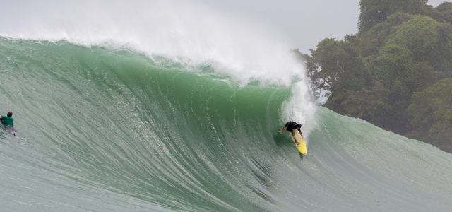 Koa Smith in Barrel