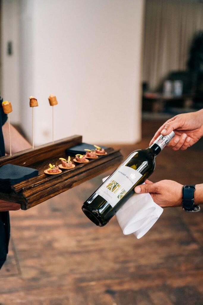 Apero und Wein