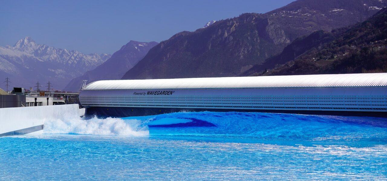Alaia Bay Surf WavePool