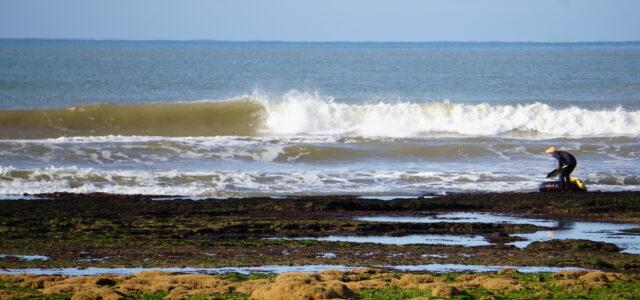 Surf Angler Barrel