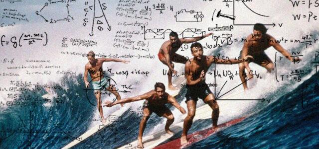 Surfen Wellen Wissenschaft