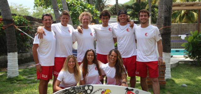 Swiss Team in El Salvador