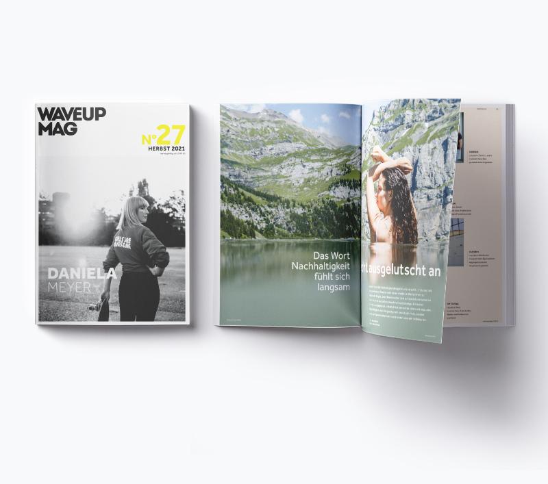 WaveupMag Cover Nummer 27