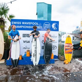 Swiss Wavepool Championship 2021 | Semifinals & Finals